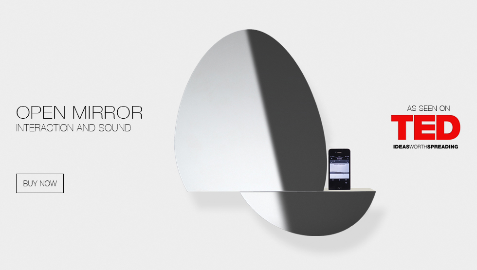 Smart Mirror Digital