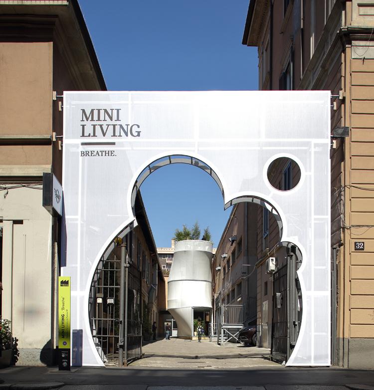 bmw mini living digital habits